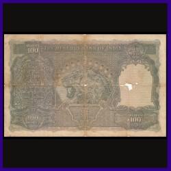 Bikanir State Silver 1 Rupee coin - 1897 - Victoria Empress + Ganga Singhji