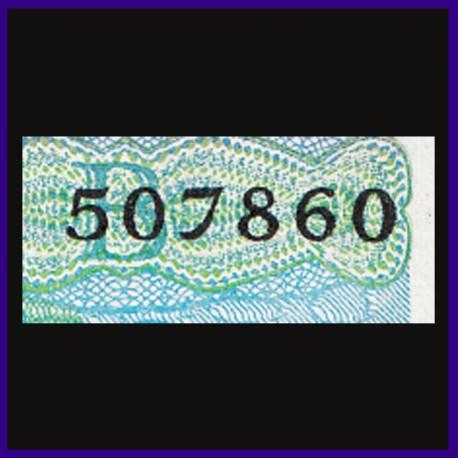 C-32, UNC Holy Number ---786 Note C.Rangarajan
