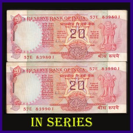 E-11, Set of 2 Full 20 Rs Malhotra Bundles In Series Of Same Rim